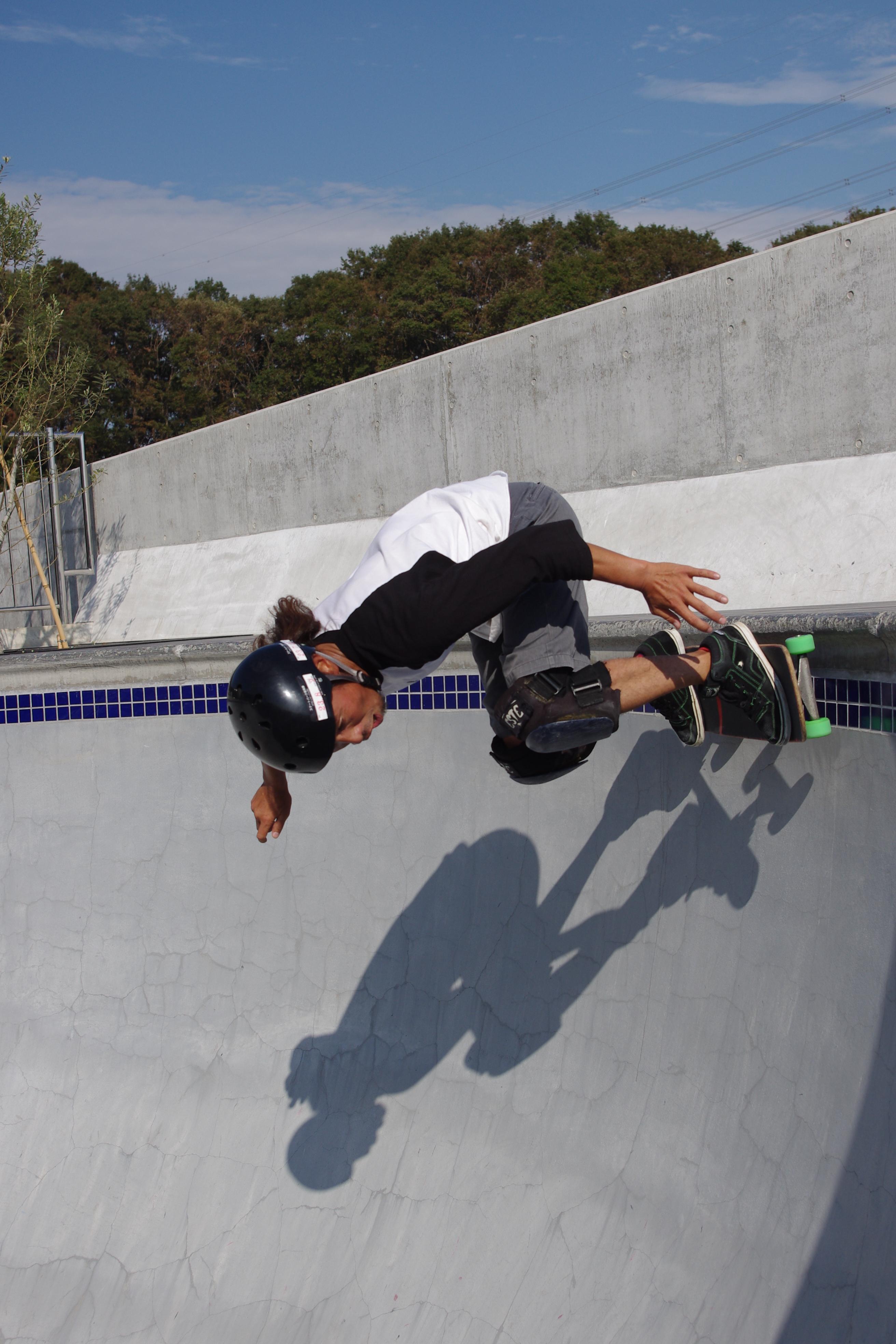 スケボー スケートボード 友常義朗 フリーセッション