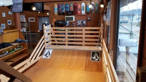 スケボー、スケートボード、スクール、体験、屋内ミニランプ、フリーセッション、つくば、茨城、関東