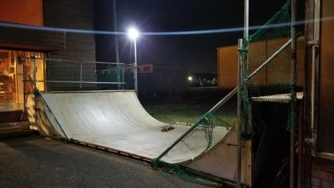 スケボー、スケートボード、屋外のランプ、フリーセッション、つくば、茨城、関東