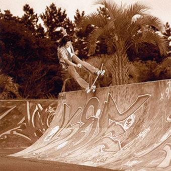 スケートボード:ショップライダー 瀬古沢 良(SKATE)